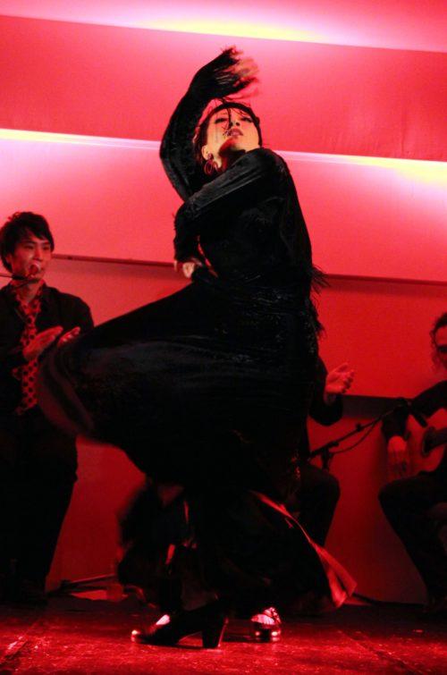 フラメンコライブ 大阪京橋 ソレア