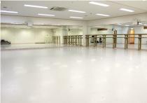岡島久子フラメンコ教室枚方校:枚方駅前スタジオの内観写真