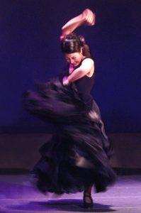 フラメンコダンサー岡島久子/大阪・枚方・西宮の岡島久子フラメンコ教室
