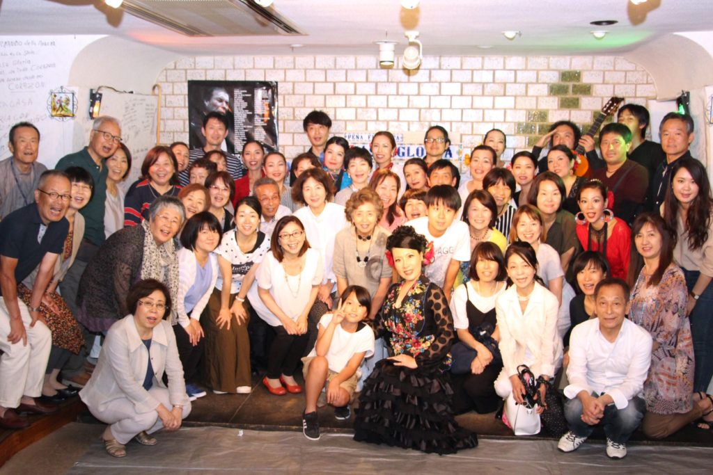 岡島久子フラメンコ教室生徒ライブ2018@大阪/全体集合写真568